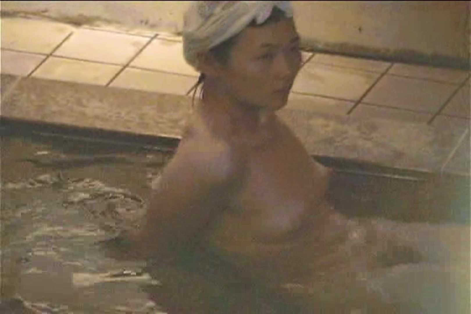女体極楽癒しの湯 vol.3 露天風呂突入  107pic 85